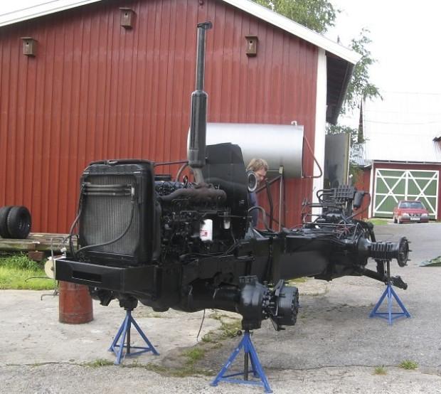 Volvo BM Valmet 905