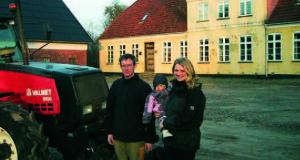 Idyllische Ferien auf dem Lande in Südjütland