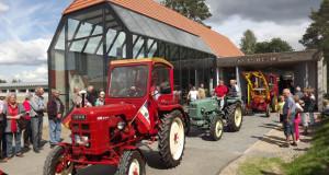20. Oldtimer und Traktorentreffen im AGRONEUM Alt Schwerin