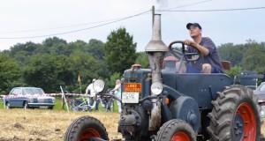 Oldtimertreffen in der Coesfelder Bauernschaft Sirksfeld