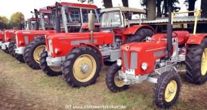 Bilder vom historischen Feldtag in Nordhorn 2014