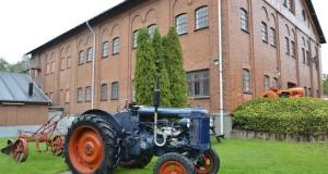 Dänemarks Traktormuseum in Eskilstrup