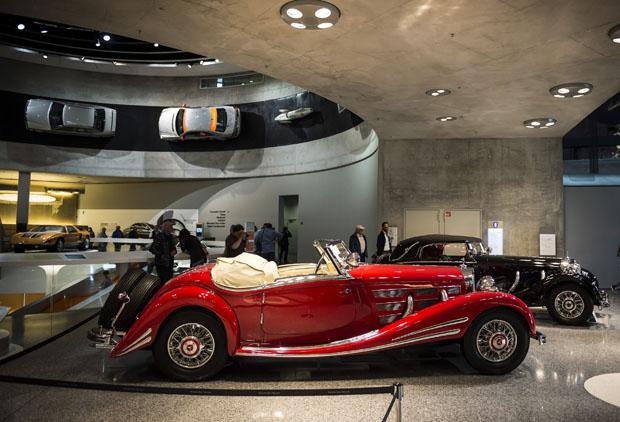 Bonhams Mercedes-Benz Auktion