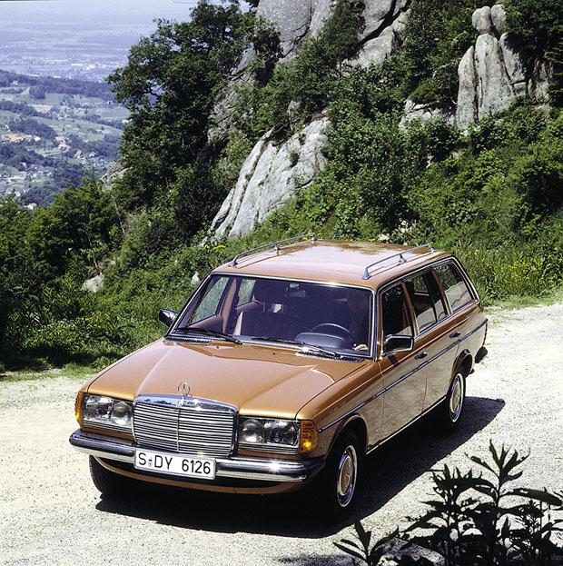 Mercedes-Benz T-Modell der Baureihe 123