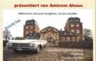 Amicom Ahaus präsentiert Oldtimer Youngtimer US-Cars