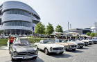 Sommer 2015 im Mercedes-Benz Museum