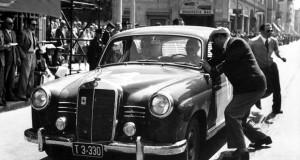 Mercedes-Benz auf den Classic Days Schloss Dyck