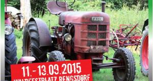 18. Traktor- & Veteranentreffen in Rengsdorf