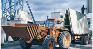 Allrad seit 1969 – Der Valmet 1100-4