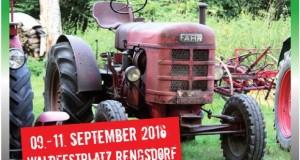 Traktor & Veteranentreffen 2016