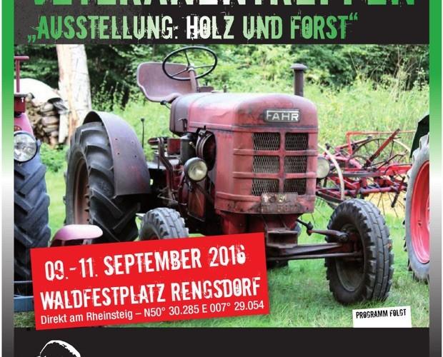 Oldtimer traktortreffen 2016