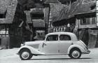 Mercedes-Benz 170 V – Die E-Klasse der 30er Jahre