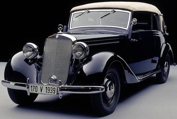 Merceds-Benz Typ 170 V Cabriolet B, 1939