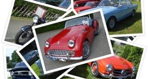 3. Oldtimer Pfingst-Rallye-Rurich für Autos und Motorräder