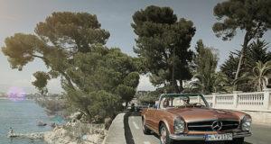 """Exklusive Oldtimerreisen """"Classic Car Travel"""" für Mercedes-Benz Fans"""