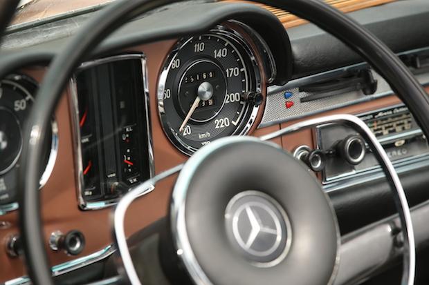 Nostalgic_Nizza_Reise_Mercedes