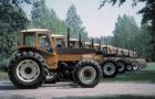 Ein Pionier für Turbo-Motoren war Valmet