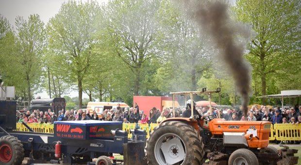 Trecker-Treck in Haltern 2016