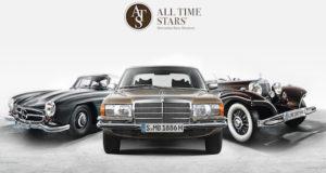 Mercedes-Benz ALL TIME STARS zieht nach einem Jahr Bilanz