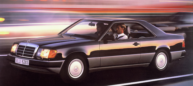 Mercedes-Benz Coupés