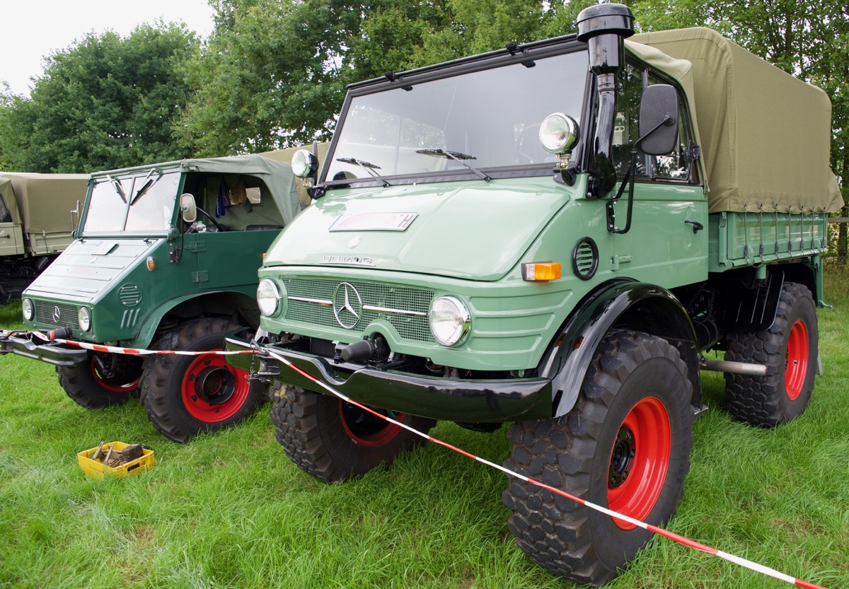 unimog veteranen club sommertreffen 2017 oldtimertrecker. Black Bedroom Furniture Sets. Home Design Ideas