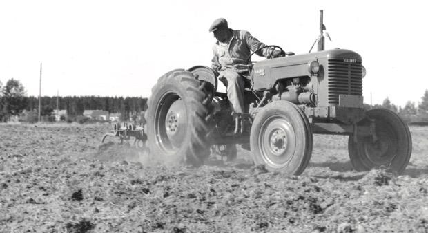 Valmet 359 D 37 37 PS ab Baujahr 1959