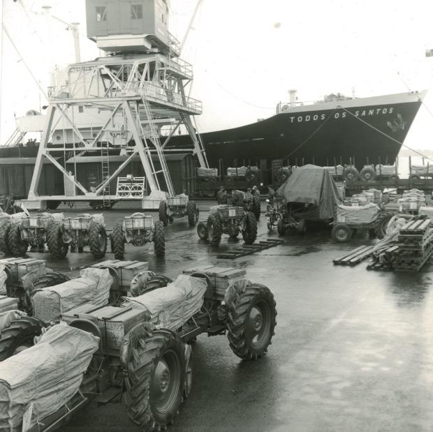 Valmet D359 D gehen in den Export