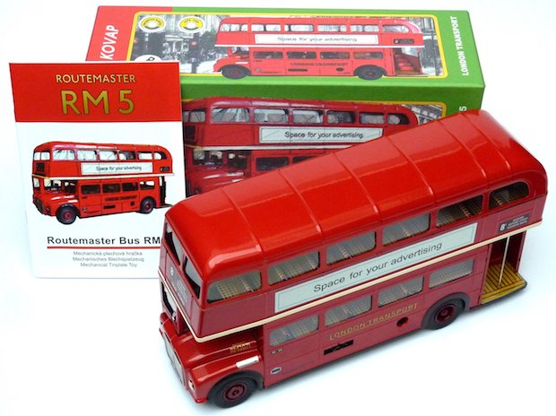 "KOVAP London Bus ""Routemaster RM 5"" Maßstab 1:36"
