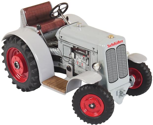 KOVAP Schlüter Traktor DS 25 Maßstab 1:25