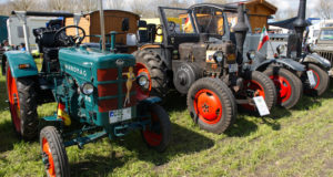 Prickings-Hof Oldtimertreffen 2018
