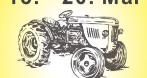 Traktortreffen in Schuld / Ahr Pfingsten 2018
