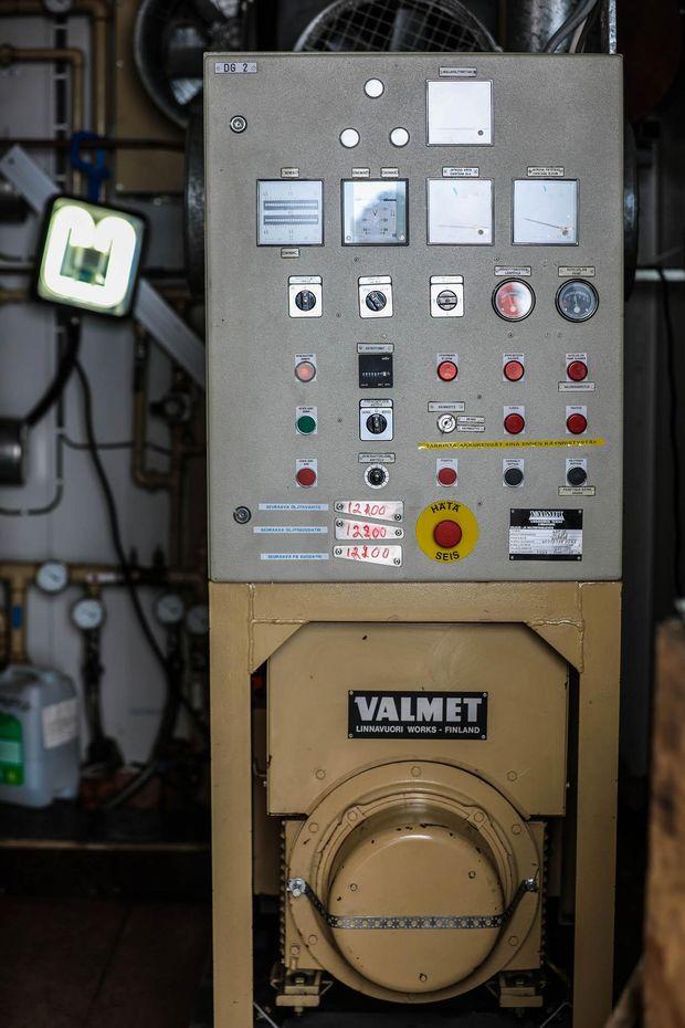 Valmet Generator