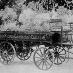 Der erste Daimler Lastwagen 1896