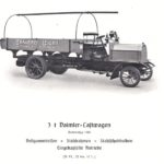 Daimler Lkw neues Modell 1094